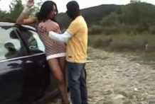 Black brazilian shemale fuck outdoors young Girl 1
