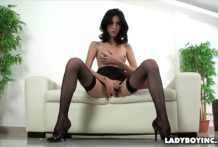 Sexy Long Cock Asian Ladyboy