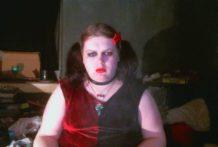 Harley Quinn Smoking