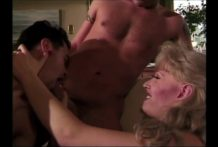 Brandy Scott Fucked in Threesome