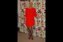 Gay Sissy Andrew Julie Tart Exposed